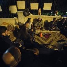 الاجهزة الأمنية تفض اعتصاما للأسرى المقطوعة رواتبهم في رام الله