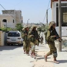 الاحتلال يوقف انشاء مدرسة شرق بيت لحم