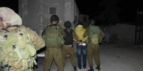 إصابة شاب برصاص الاحتلال واعتقال أخر في بيت لحم