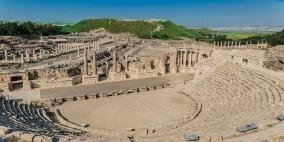 الاحتلال يمنع ترميم المناطق الأثرية في سبسطية ويحتجز طواقم العمل