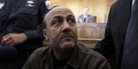 هيئة الاسرى تطالب بالكشف عن مصير البرغوثي