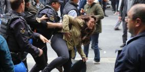 سجن محتجين أضربوا عن الطعام في تركيا