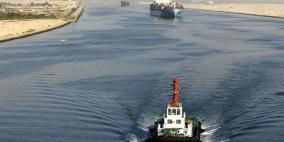 ارتفاع إيرادات مصر من قناة السويس