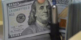 ارتفع كبير للدولار الأميركي