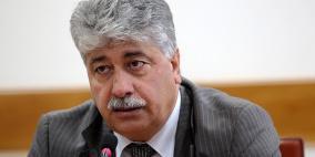 """مجدلاني:  العلاقة بين دحلان وحماس """"زواج متعة"""" والوطني يعقد قريبا"""