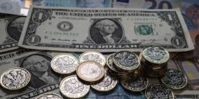 استمرار عاصفة هبوط الدولار