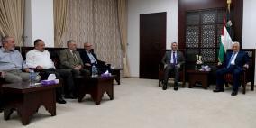 نواب حماس يطالبون الرئيس باغتنام فرصة المصالحة