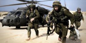 قوات الاحتلال تجري عمليات إنزال في جنين