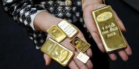 الذهب يهبط بفعل إيرادات السندات
