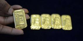 أسعار الذهب تهبط و أسواق الأسهم تبقى قرب مستويات قياسية