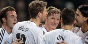 350 ألف يورو مكافأة ألمانيا لكل لاعب حال الفوز بكأس العالم
