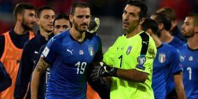 ايطاليا تصطدم بأحد هذه المنتخبات في محلق المونديال