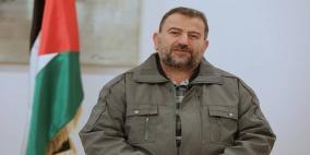 العاروري يكشف الملف الأبرز لوفد حماس في طهران