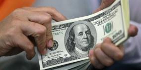 الدينار والدولار يواصلان الأرتفاع مقابل الشيقل