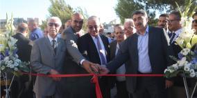 افتتاح مركز رام الله الرياضي والمجتمعي