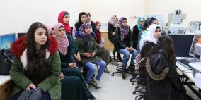 جمعية نساء في الهندسة WIE في خضوري تنظّم ورشة عمل حول علم الروبوت
