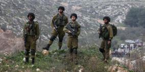 الاحتلال يخطر بمصادرة 82 دونما من اراضي دير بلوط غرب سلفيت