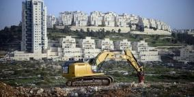 شركات إسرائيلية تستولي على أراضي الولجة