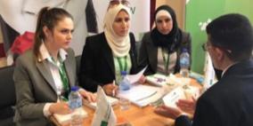 """""""القاهرة عمان"""" يشارك في يوم التوظيف في """"جامعة بيرزيت"""""""