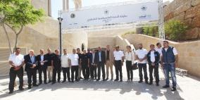 الرجوب يطلق بطولة النخبة الفلسطينية للشطرنج