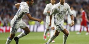 الليغا تشتعل: برشلونة يضرب بالاربعة والريال يرد بمثلها