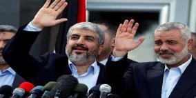 """""""وثيقة حماس الجديدة"""" تعلن رسمياً نهاية الأسبوع"""