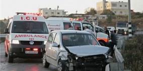 مصرع مواطن من سلفيت بحادث سير