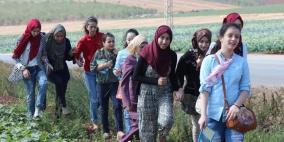 """طوباس: اختتام مخيم """"صحافيات صغيرات"""" الخامس"""