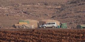 الاحتلال يواصل طرد عائلات من منازلها في الرأس الأحمر