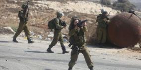 خمس إصابات بينها خطيرة في مواجهات مع الاحتلال بالأغوار