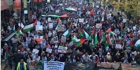 تظاهرات مناهضة لزيارة نتنياهو الى الولايات المتحدة