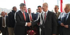الحكومة الكندية تشارك السلطة الفلسطينية افتتاح المبنى الجديد لمحكمة ونيابة طولكرم