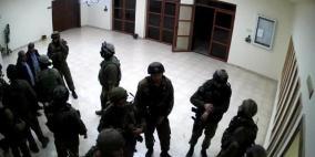 الاحتلال يقتحم جامعة خضوري في طولكرم