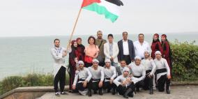 فلسطين تشارك في المهرجان الفلكلوري 44 في مدينة برغاس البلغارية