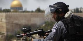 في القدس: سيدة تفقد عينها برصاصة مطاطية
