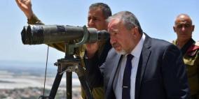 ليبرمان: لا أؤمن بالتسوية مع حماس