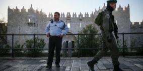 خطة إسرائيلية لتغيير معالم باب العامود