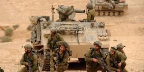 الاحتلال يجري تدريب مفاجئ استعدادا للتصعيد بغزة
