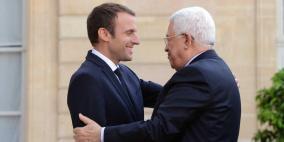 الرئيس الفرنسي يزور فلسطين واسرائيل