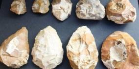 كشف موقع أثري يعود لنصف مليون عام في جلجولية بالداخل