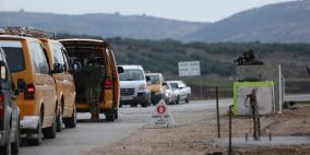 إجراءات أمنية في نابلس بعد مقتل مستوطن في عملية اطلاق نار