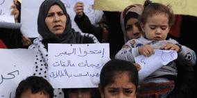"""معاناة صامتة.. قصص """"زوجات عالقات في غزة"""""""
