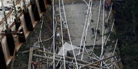 مقتل 10 عمال في انهيار جسر في كولومبيا