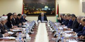 الحكومة: حماس لا تزال تسرق أموال الشعب