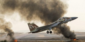 طائرات إسرائيلية تقصف مطار المزة بدمشق
