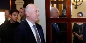 الإدارة الأمريكية تبحث مع مصر مسار المصالحة والتسوية في غزة