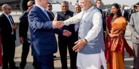 نتنياهو من الهند: نقل السفارة الأميركية للقدس في غضون عام