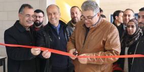 """غزة"""" الفنون والحرف """" تفتتح معرض أنامل وردية 2 للإبداعات الفنية"""