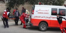 إصابتان إحداها خطيرة جراء حريق في منجرة