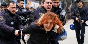 تركيا تعتقل المئات من معارضي عملية عفرين